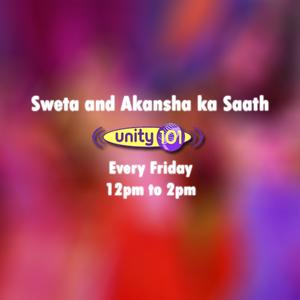 Sweta and Akansha ka Saath - 1 Dec 2017