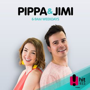 Pippa & Jimi Podcast 17.7.17