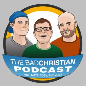 #261 Christian Men Porn Pity Partying and the legendary Pigeon John stops in for a Chat