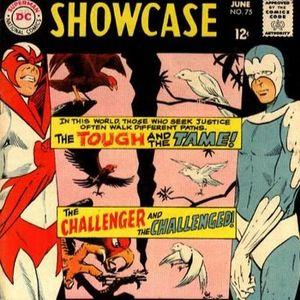 104 - Showcase #75 - Hawk & Dove