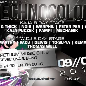Aghi @ TECHNOCOLOR B - Day Edition (09 01 2015)