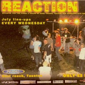DJ Fenner @Melodies - Reaction 2001