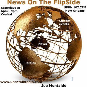 News On The FlipSide w/ Jim Allen & Joe Montaldo tonight around the world in news in 60 mins July 27