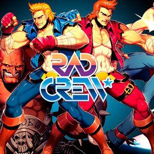 Rad Crew S14E02: Spillbrødre og retrosatsing fra Sega og Nintendo
