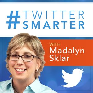 How to Tweet Your Way Through a Conference with Madalyn Sklar [Episode 37]