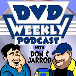 DVD  Weekly Podcast - Jan 9th 2018