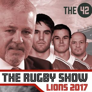 The Rugby Show #28: Looking ahead to the second Test with Eddie O'Sullivan