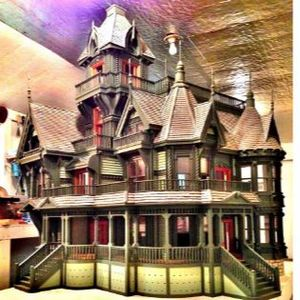Carson Mansion dollhouse a reminder club now allows women; Humboldt's last week of news