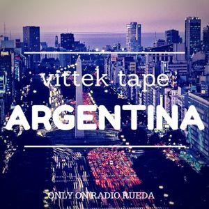Vittek Tape Argentina 18-6-17