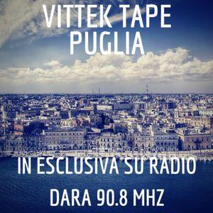 Vittek Tape Puglia 9-7-17