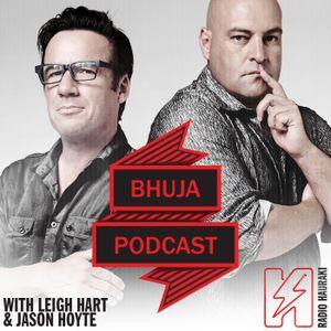 Best Of Bhuja - Jacinda Ardern, Jesus' workload & how to drink Bourbon