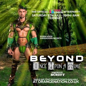 BEYOND ONCE UPON A TIME - MICHEL MIZRAHI MAIN FLOOR MIX