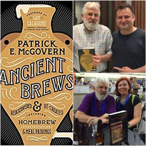 Episode 208: Ancient Brews with Dr. Pat McGovern