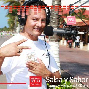 SALSA Y SABOR 13 FEBRERO 2017