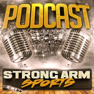 Strong Arm Sports Podcast Epi 126 | Who SHOULD Win MVP, Bron & Others Have Disdain for Steph