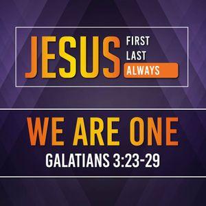 We Are One (Audio)