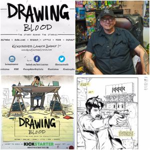 Episode 82 - Drawing Blood with Kevin Eastman