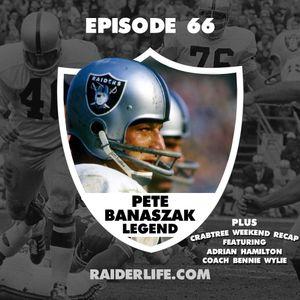 Episode 66   #40 Pete Banaszak Special Guest