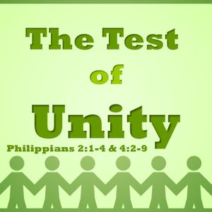 the Test of Unity