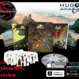 Mayhem RPG Interview