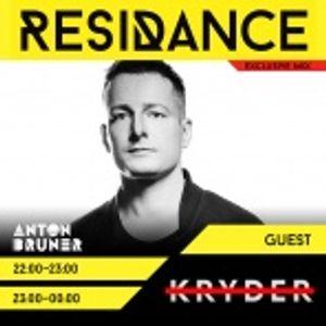 ResiDANCE #163 Kryder Guest Mix (163)