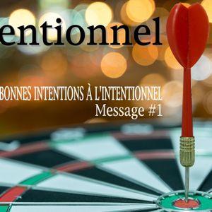 #1 de; Intentionnel