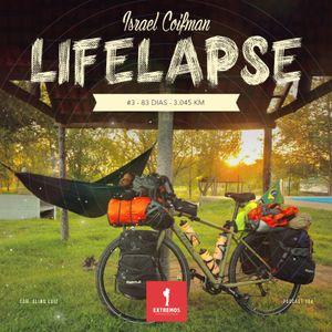 164 - Lifelapse #3 - 83 dias - 3.045 km