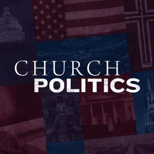 The Church Politics Podcast | Interview with The Washington Post's Eugene Scott