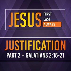 Justification - Part 2 (Audio)