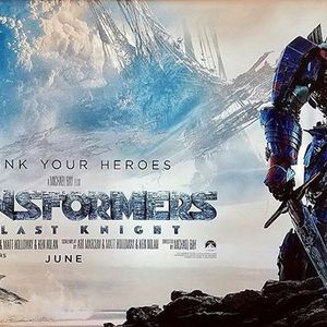 Picture Lock Weekend Movie Review: Tranformers: The Last Knight