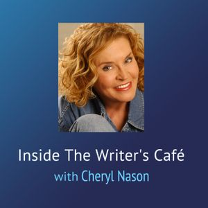 Inside the Writer's Cafe with Cheryl Nason – THE IN-BETWEEN TIME by Micki Mongogna-Alarcon