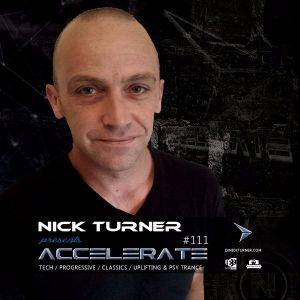 Nick Turner - ACCELERATE 111