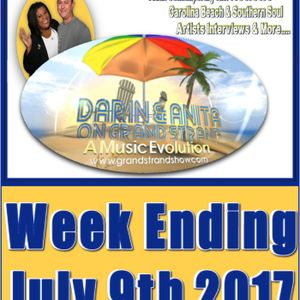 Darin & Anita on Grand Strand Show from Week Ending July 9th 2017