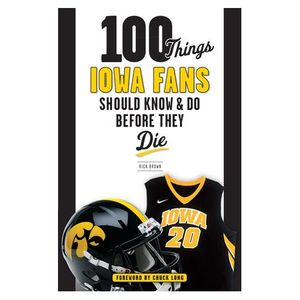 Rick Brown, Author of 100 Things Iowa