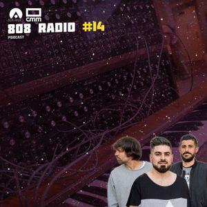 808 RADIO #14 / Radio Castilla-La Mancha - 27/5/2017