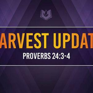 Harvest Update 10-2-16 (Audio)