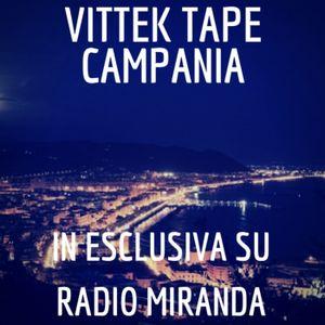 Vittek Tape Campania 19-7-17