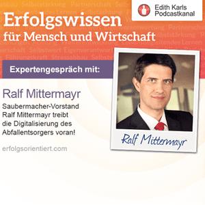 Im Gespräch mit Ralf Mittermayr
