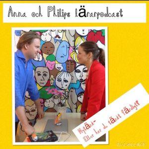 Avsnitt 94 med gymnasieministern Anna Ekström