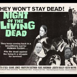 """They Must Be Destroyed On Sight! Commentary #3: """"Night of the Living Dead"""" (1968)."""
