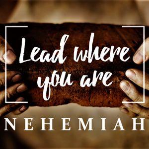 Rebuilding a Community | Nehemiah 7 | Rob Wheeler | 07.02.2017