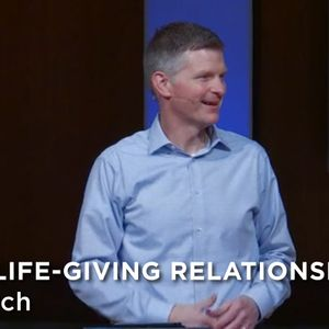 Chase Life-Giving Relationships - Bill Search (Audio)