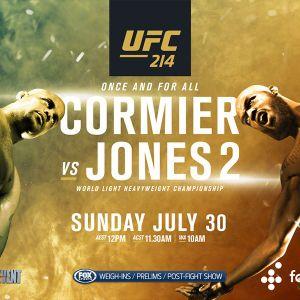 UFC 214 Preview Podcast