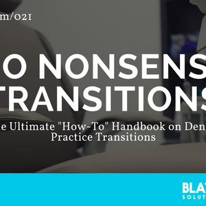 No Nonsense Transitions | Part 3