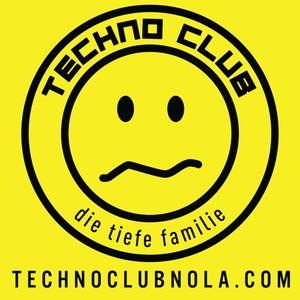 Javier Drada, Lleauna & Tristan Dufrene at We Love Techno 6/4/16