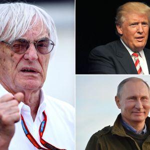 Donald Trump Should Hire Bernie Ecclestone
