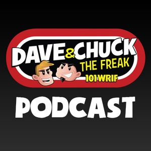 April 14th,  2017 Dave & Chuck the Freak Podcast (Part One)