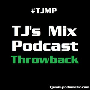 TJ's Mix Throwback #034 - 10/01/2017