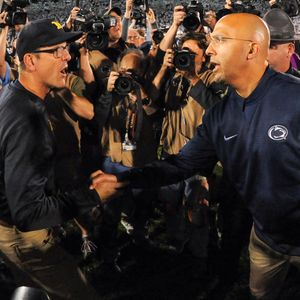 Week 8 recap: Penn State's big win, what's wrong with Michigan, Notre Dame in the mix