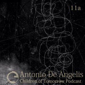 Children Of Tomorrow's Podcast 11a - Antonio De Angelis